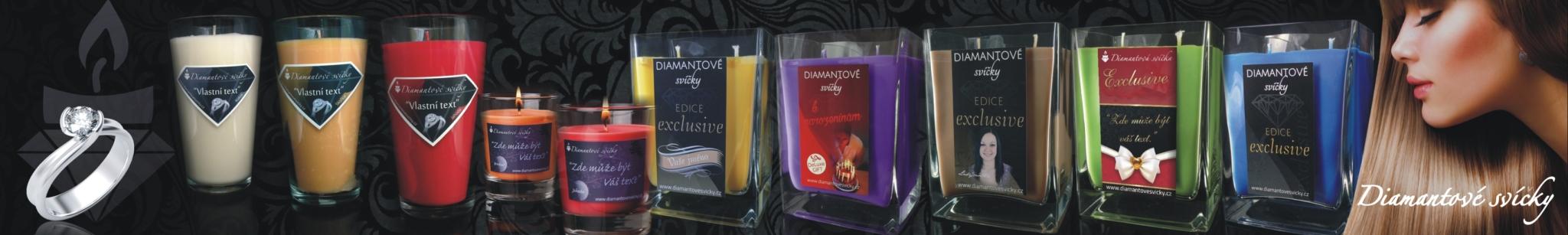 Diamantové svíčky